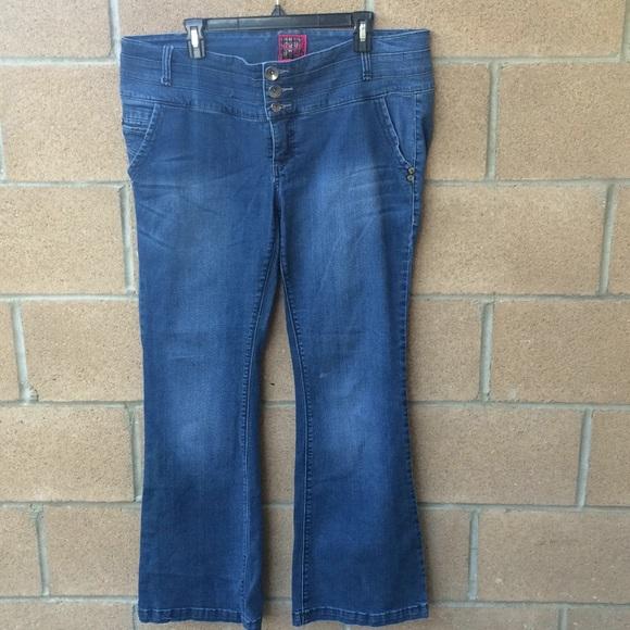 """torrid Denim - Torrid Trouser Jeans size 16 16R 39x31.5"""""""